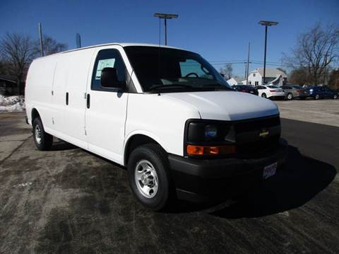 2017 Chevrolet Express Cargo For Sale In Two Rivers WI