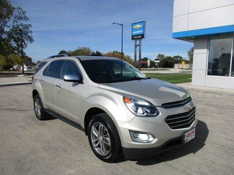2016 Chevrolet Equinox for sale in Two Rivers, WI