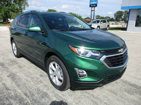 2018 Chevrolet Equinox for sale in Two Rivers, WI