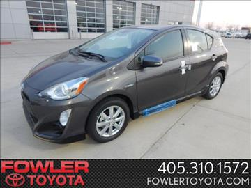 2017 Toyota Prius c for sale in Norman, OK