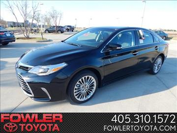 2017 Toyota Avalon for sale in Norman, OK
