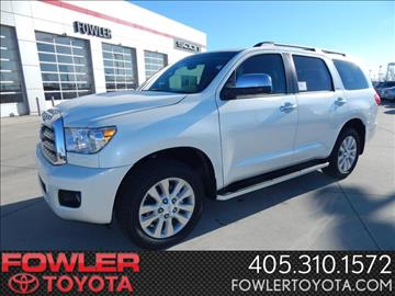 2017 Toyota Sequoia for sale in Norman, OK