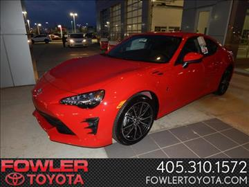 2017 Toyota 86 for sale in Norman, OK