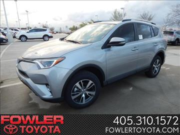 2017 Toyota RAV4 for sale in Norman, OK