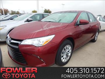 2017 Toyota Camry for sale in Norman, OK