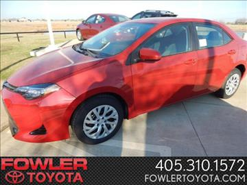 2017 Toyota Corolla for sale in Norman, OK