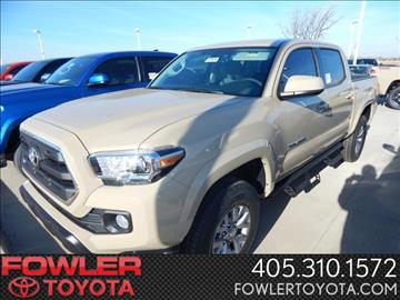 2017 Toyota Tacoma for sale in Norman, OK
