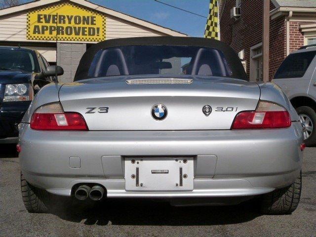 2001 BMW Z3 - Bensalem, PA