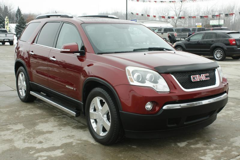 2007 gmc acadia awd slt 2 4dr suv in sandusky mi. Black Bedroom Furniture Sets. Home Design Ideas