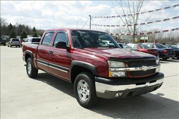 2004 Chevrolet Silverado 1500 for sale in Sandusky, MI