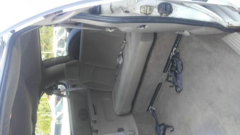 2002 Dodge braun entervan sport  - Hollister FL