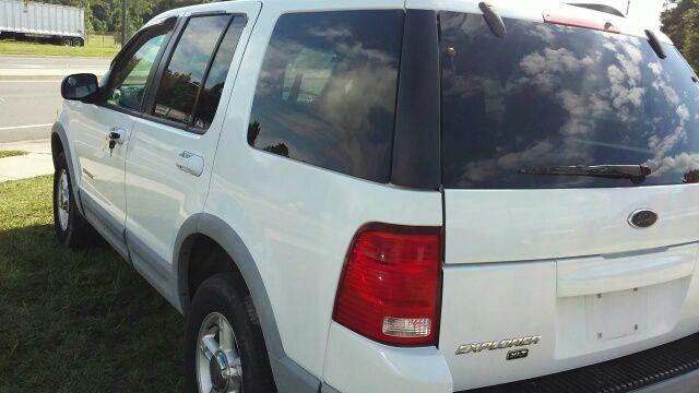 2002 Ford Explorer  - Hollister FL