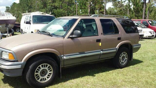 1996 GMC Jimmy  - Hollister FL