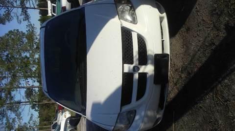 2002 Dodge braun entervan sport