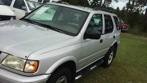 2003 Isuzu Rodeo for sale in Hollister, FL