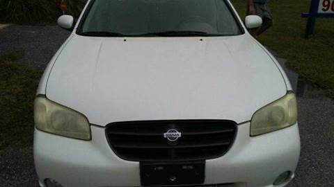 2000 Nissan Maxima for sale in Hollister, FL