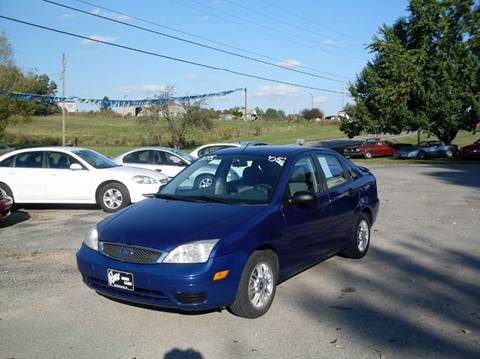 2005 Ford Focus for sale in Beaver Dam, KY