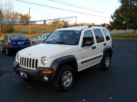 2003 Jeep Liberty for sale in Beaver Dam, KY