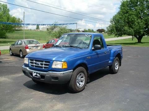 2001 Ford Ranger for sale in Beaver Dam, KY