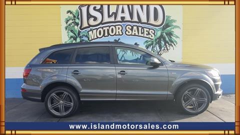 2014 Audi Q7 for sale in Merritt Island, FL