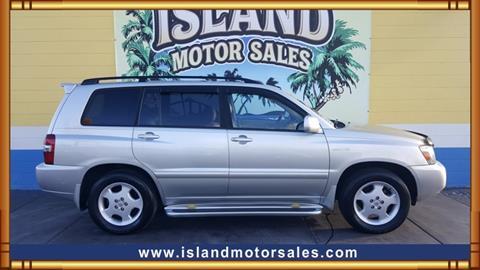 2005 Toyota Highlander for sale in Merritt Island, FL