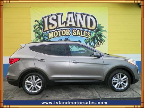 2013 Hyundai Santa Fe Sport for sale in Merritt Island FL