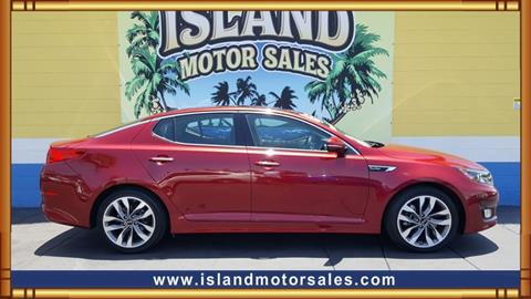 2015 Kia Optima for sale in Merritt Island FL