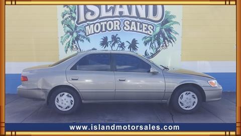 2001 Toyota Camry for sale in Merritt Island FL