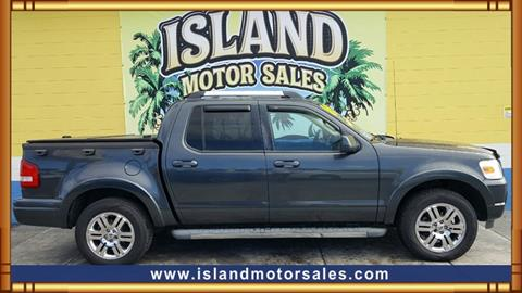 2010 Ford Explorer Sport Trac for sale in Merritt Island FL