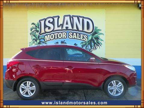2013 Hyundai Tucson for sale in Merritt Island FL