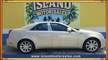 2009 Cadillac CTS for sale in Merritt Island, FL