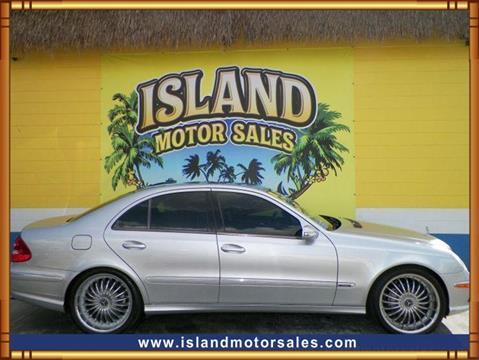 2005 Mercedes-Benz E-Class for sale in Merritt Island FL