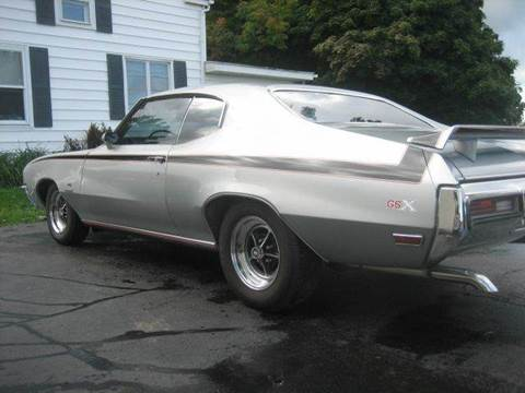 1972 Buick Gran Sport for sale in Fredonia, NY
