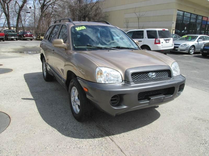 2003 Hyundai Santa Fe Base Fwd 4dr SUV   Peabody MA