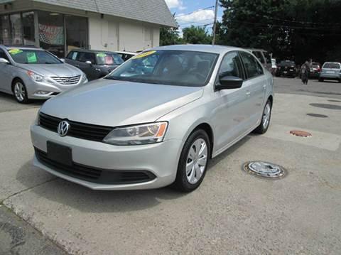 2012 Volkswagen Jetta for sale in Peabody, MA