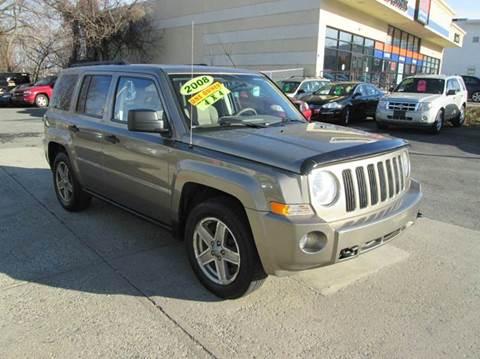 2008 Jeep Patriot for sale in Peabody, MA