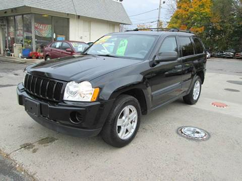 2006 Jeep Grand Cherokee for sale in Peabody, MA