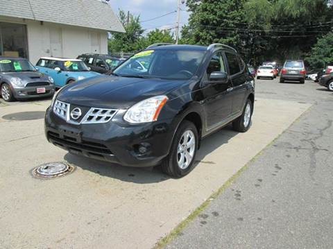 2011 Nissan Rogue for sale in Peabody, MA