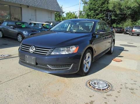 2013 Volkswagen Passat for sale in Peabody, MA