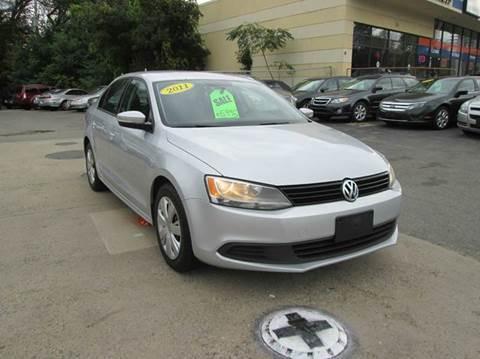 2011 Volkswagen Jetta for sale in Peabody, MA