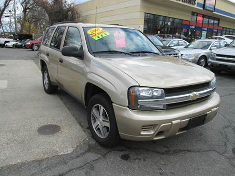 2007 Chevrolet TrailBlazer for sale in Peabody, MA