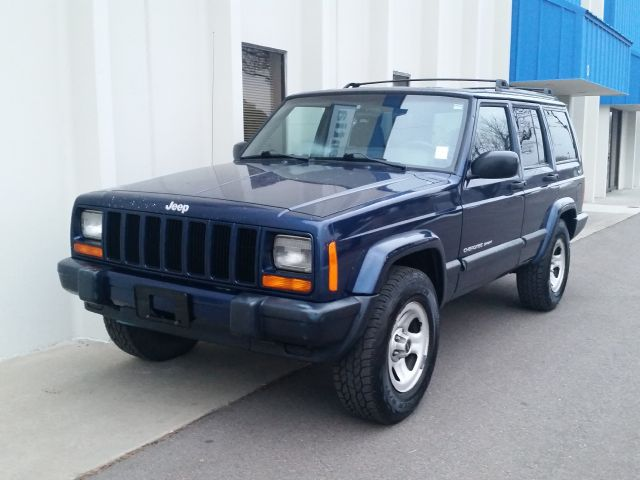 used 2001 jeep cherokee sport in denver co at a plus auto sales llc. Black Bedroom Furniture Sets. Home Design Ideas