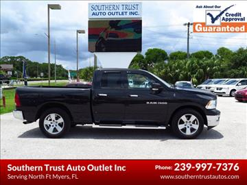 2011 RAM Ram Pickup 1500 for sale in North Fort Myers, FL