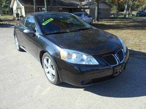 2007 Pontiac G6 for sale in Wills Point, TX
