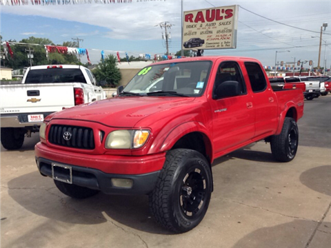 toyota tacoma for sale oklahoma. Black Bedroom Furniture Sets. Home Design Ideas