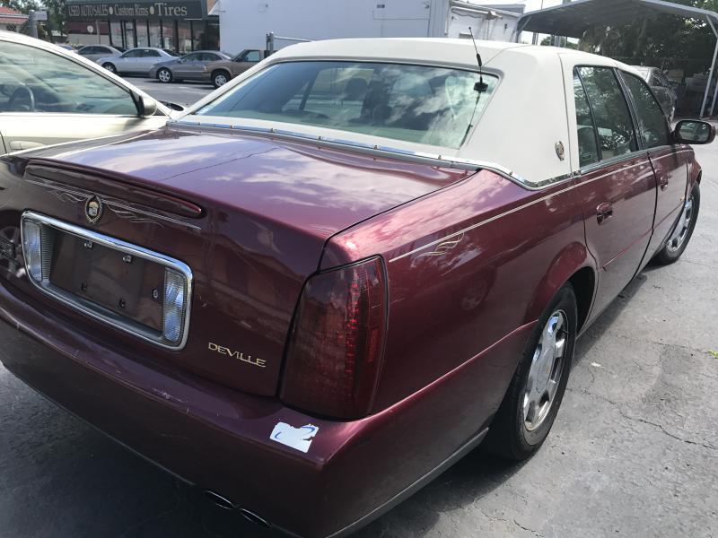 2000 Cadillac DeVille 4dr Sedan - Orlando FL