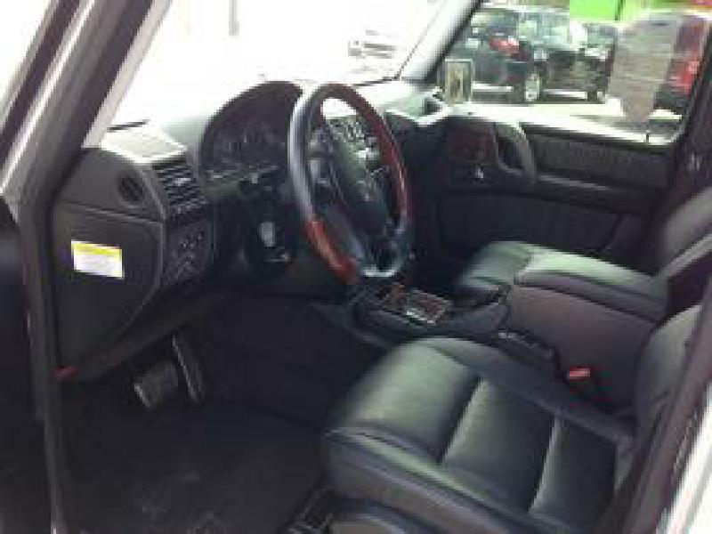 2008 Mercedes-Benz G-Class G500 AWD 4MATIC 4dr SUV - Orlando FL