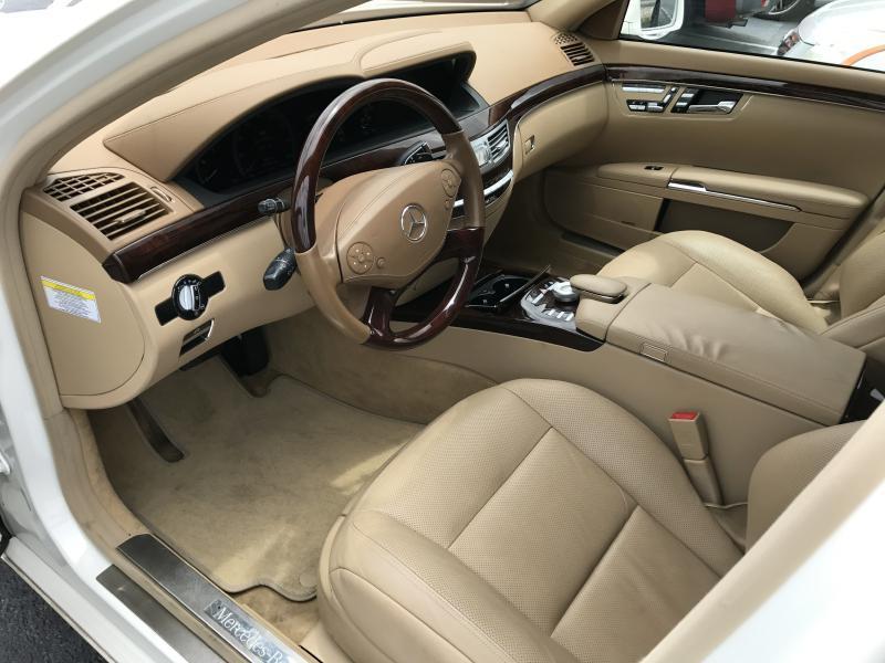 2012 Mercedes-Benz S-Class AWD S 550 4MATIC 4dr Sedan - Orlando FL