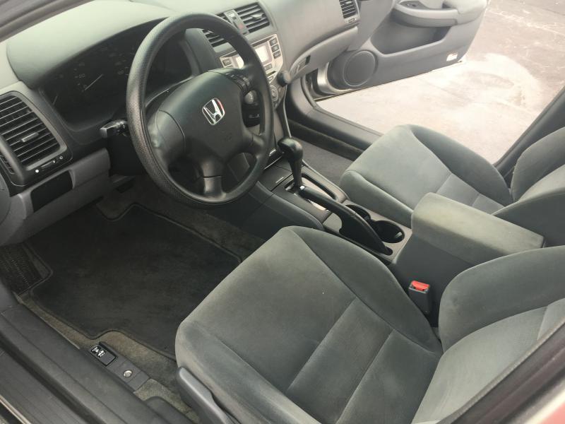 2006 Honda Accord LX 4dr Sedan 5A - Orlando FL