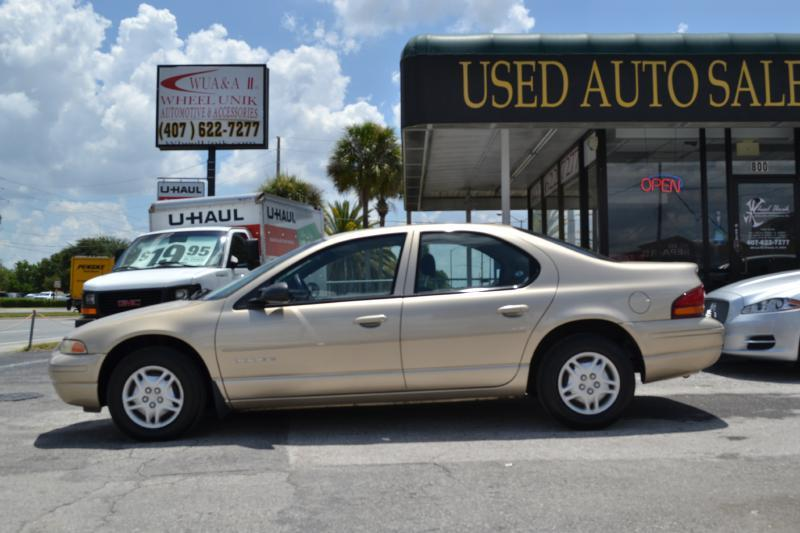 1999 Dodge Stratus 4dr Sedan - Orlando FL